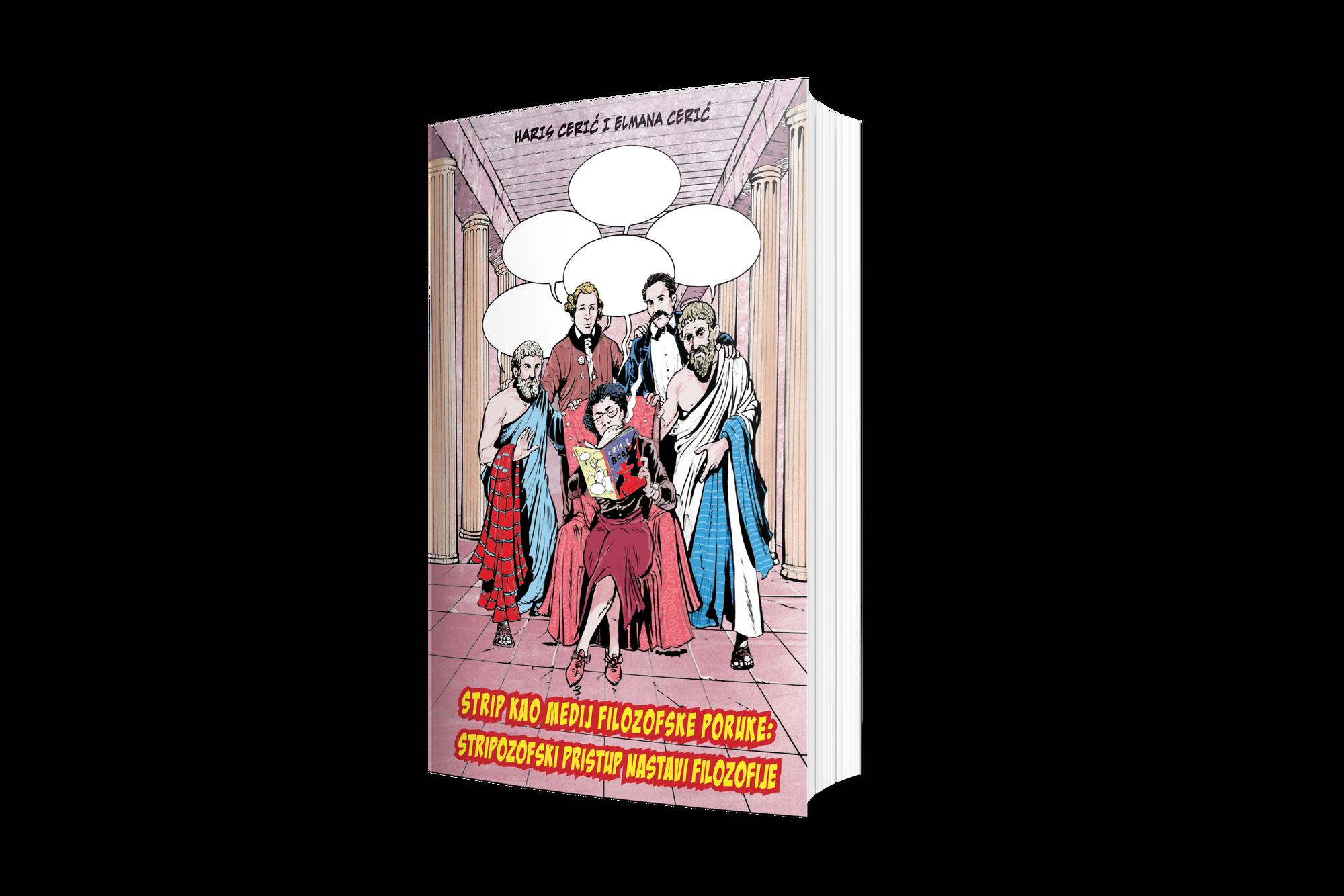 Strip kao medij filozofske poruke: stripozofski pristup nastavi filozofije